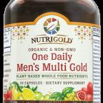 NutriGold One Daily Men's Multi Gold Multivitamin