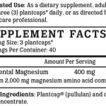 NutriGold Magnesium Gold - 400 mg / serving