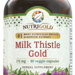 NutriGold Milk Thistle Gold