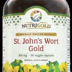 NutriGold St. John's Wort Gold