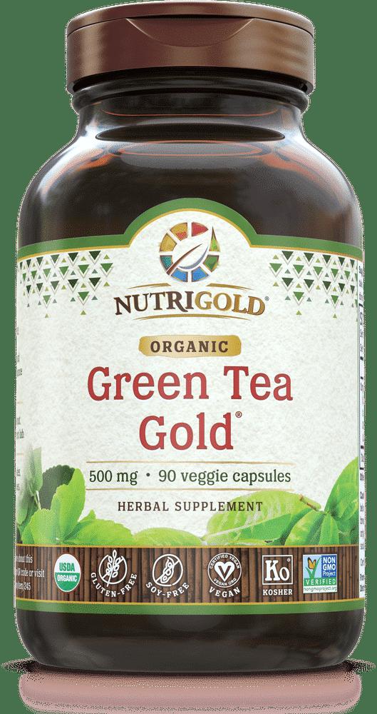 NutriGold Green Tea Gold