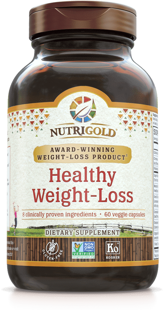 NutriGold Healthy Weight-Loss Gold