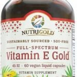 Nutrigold - Vitamin E Gold
