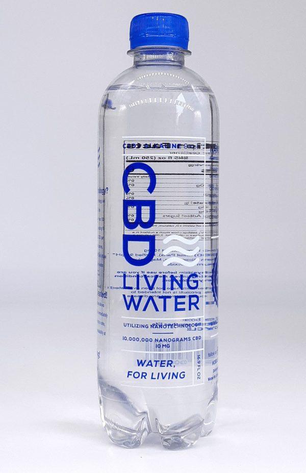 CBD Living Water. 10mg of CBD.