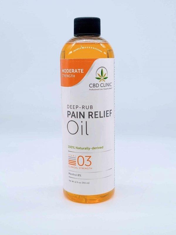 CBD CLINIC™ Level 3 Oil