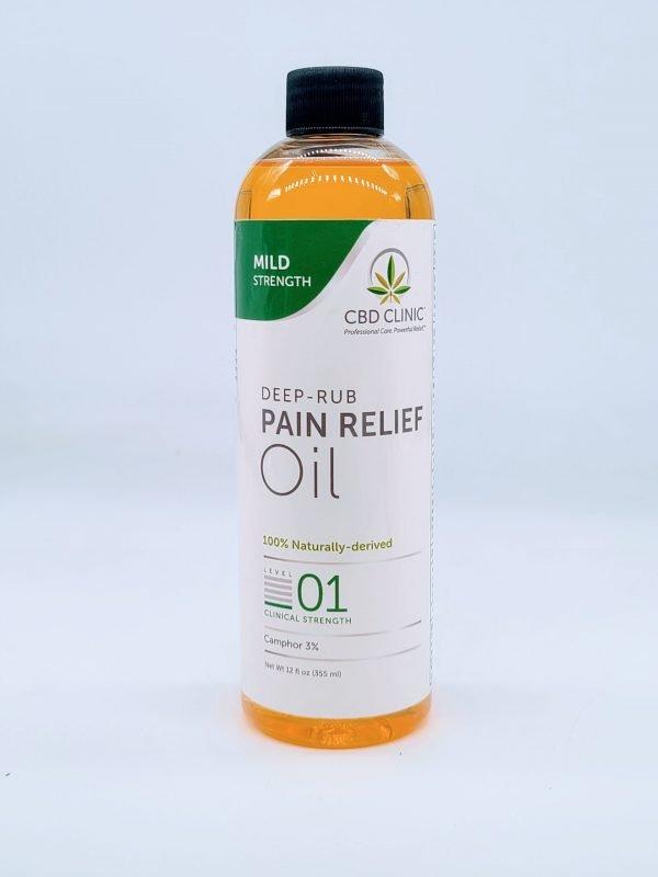 CBD CLINIC™ Level 1 Oil
