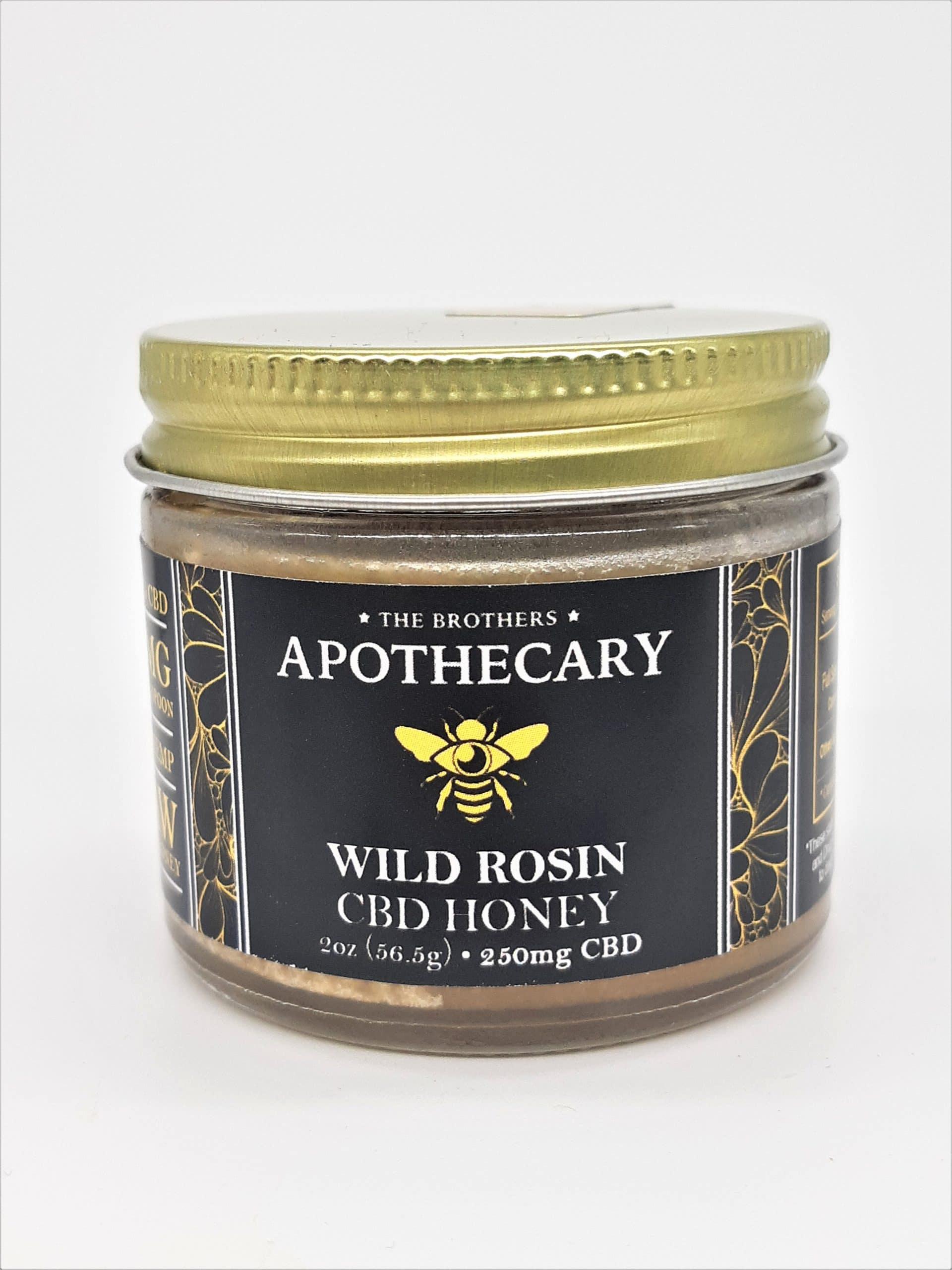 Brothers Apothecary Wild Rosin Honey