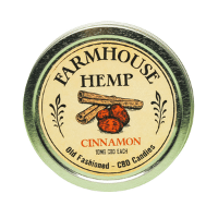 Farmhouse Hemp CBD Hard Candy - Cinnamon Flavor