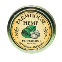 Farmhouse Hemp CBD Hard Candy - Peppermint