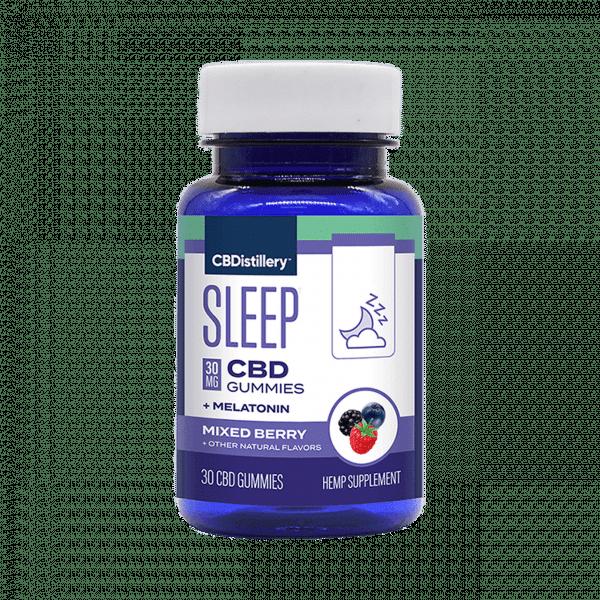 CBDistillery Sleep CBD Gummies