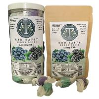 Tranquility Tea Company Berry CBD Taffy