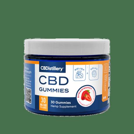 CBDistillery Full Spectrum CBD Gummies 30mg